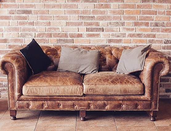 Sofa Alt Neu Mix Vintage Retro