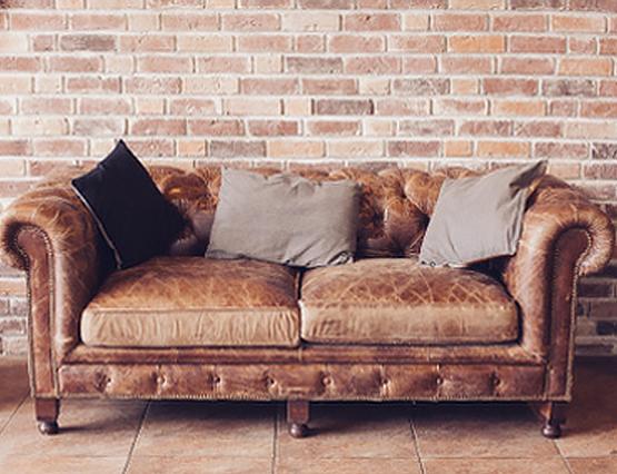 Sofa Alt Neu Mix Vintage Retro