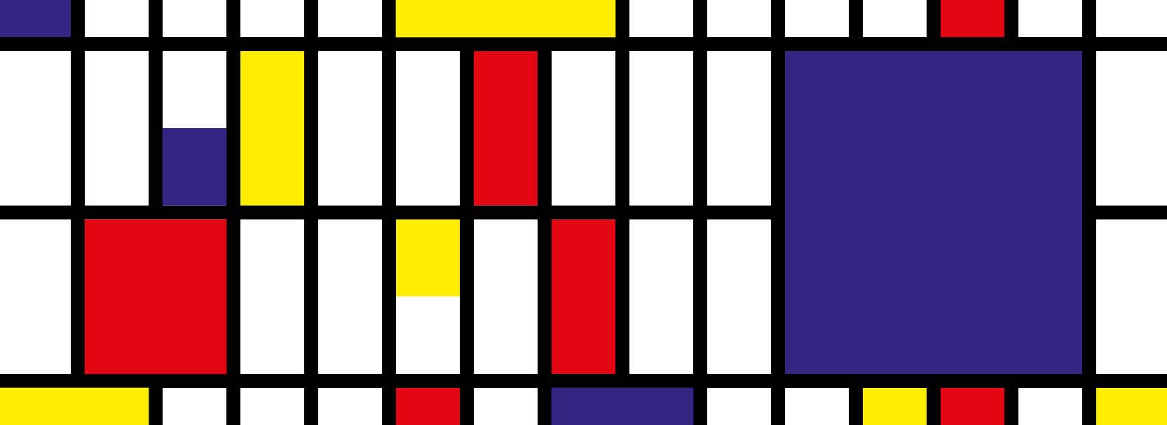 Bauhaus, Mondrian