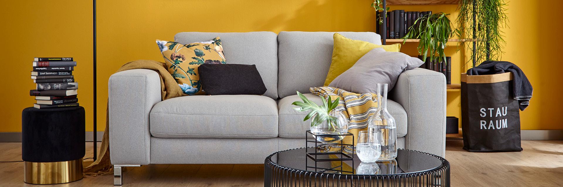 Die Macht der Farben – die Farbwirkung bei Möbeln