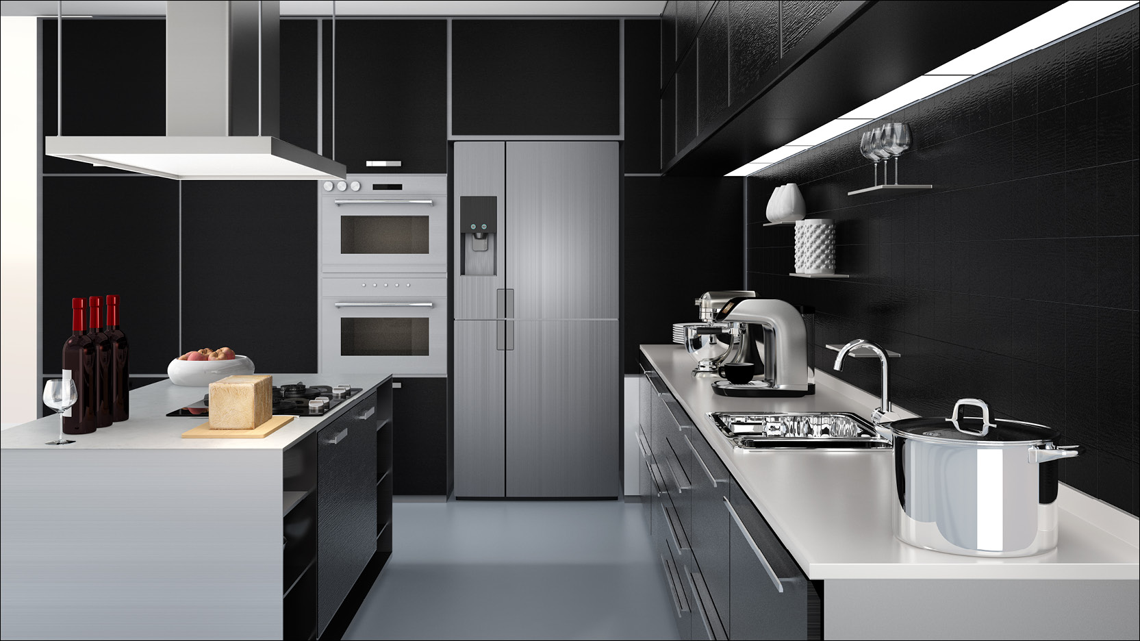 Was in der Küche wichtig ist - E-Geräte