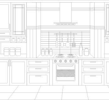 Super Ergonomie in der Küche – auf die Höhe kommt es an! – Möbel Gradinger XF98