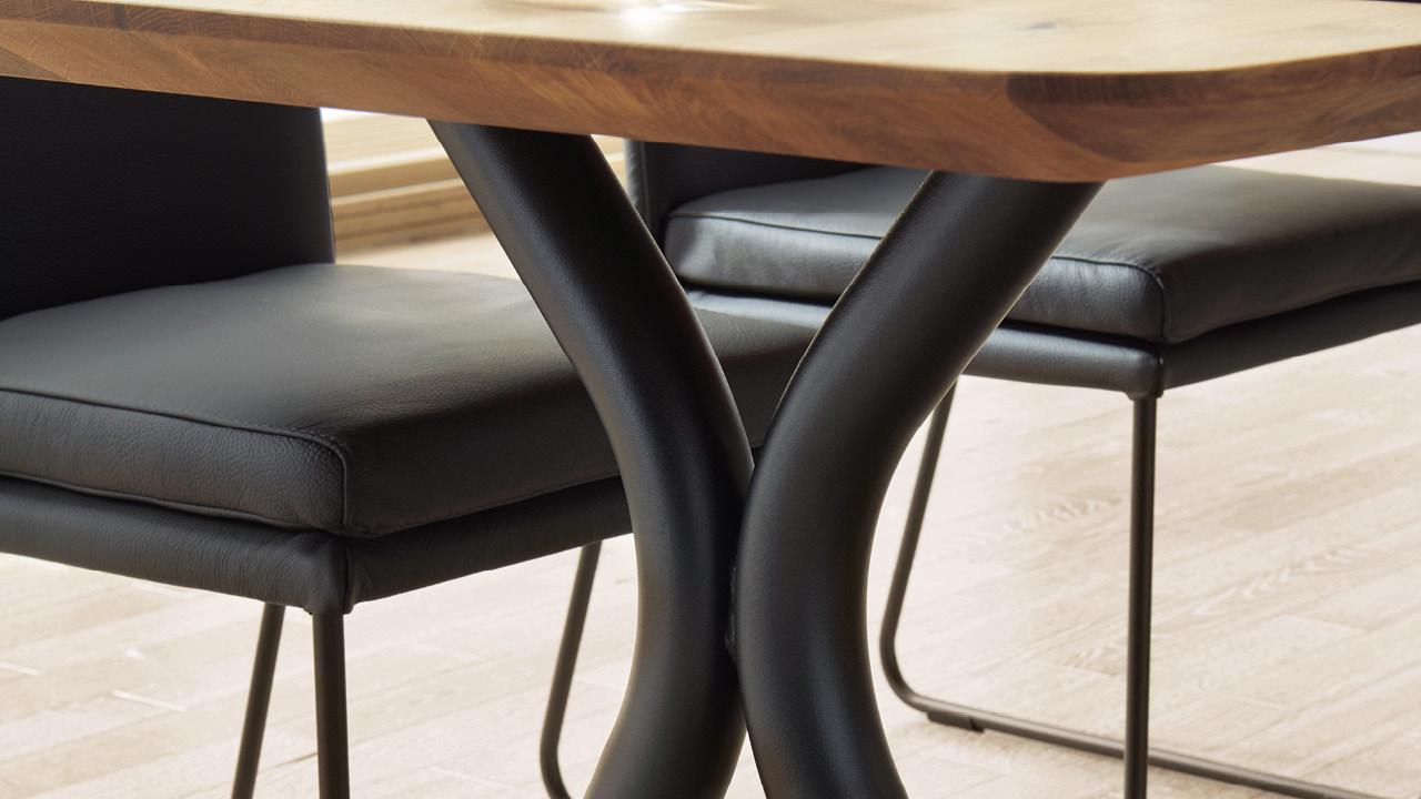 Tisch Gestell Esstisch Global Family und Global Select
