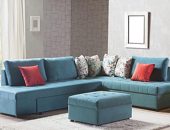 Kleine Wohnung Groß Stauraumlösung Sofa Couch