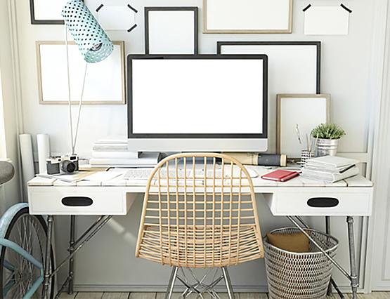 Kleine Wohnung Groß Stauraumlösung Büro