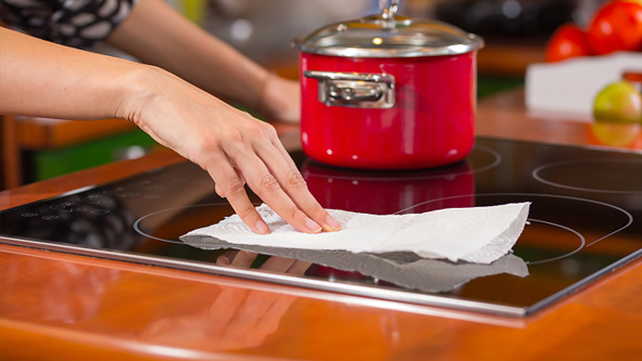 Kochen Induktion Pflegeleicht