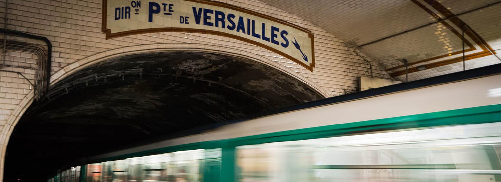 Nächste Station:  Metro-Look