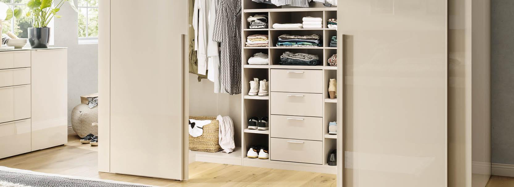 Begehbarer Kleiderschrank Global Linares 71312000001-2 - Global Möbel