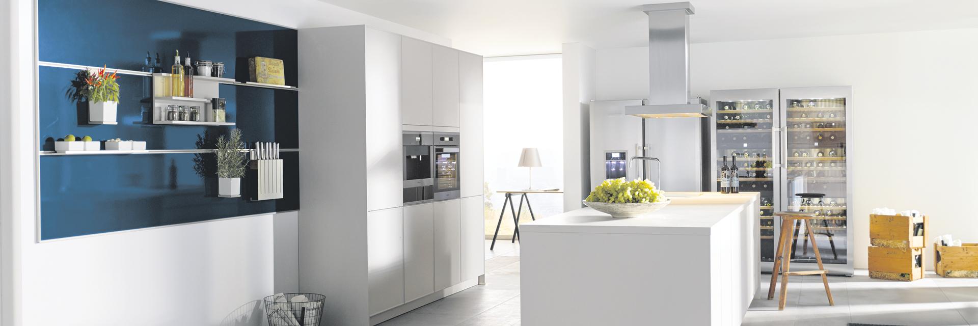 Minimalismus, Küche