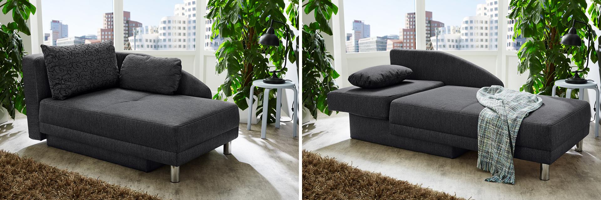 Kleine Räume, passende Möbel