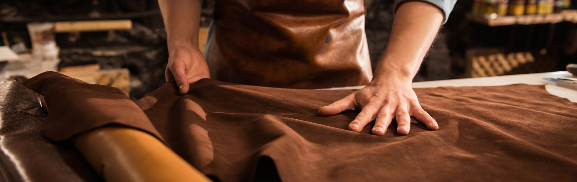 Verarbeitung & Pflege von Leder – ein Naturmaterial
