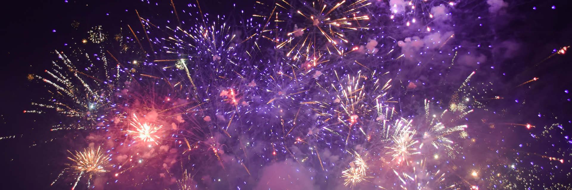Der letzte Tag des Jahres - wie die Welt Silvester feiert