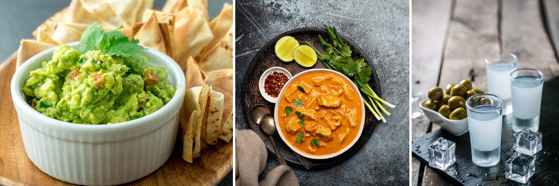 Ferne Länder, andere Gerichte, die auch Zuhause gerne mal nachgekocht werden dürfen, um sich ein Stück Urlaubsgefühl zurück zu holen.
