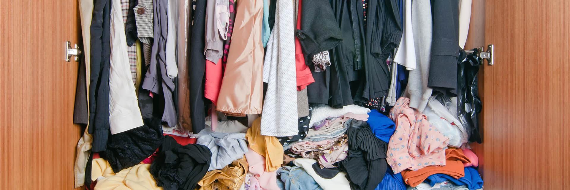 Kleiderschrank, Tipps