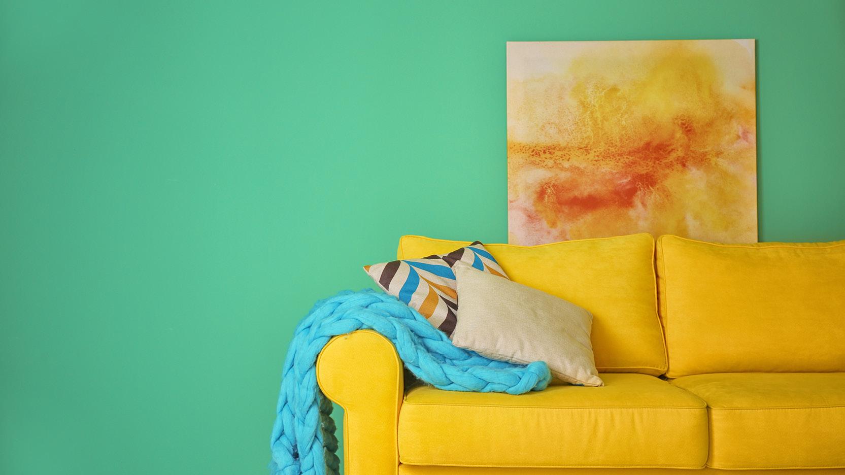 Neue Farbtrends für Ihre Wohnung