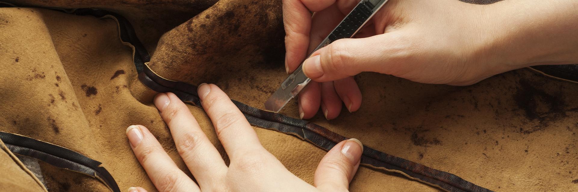 Leder Handarbeit Wissen Leder – alles was man wissen muss