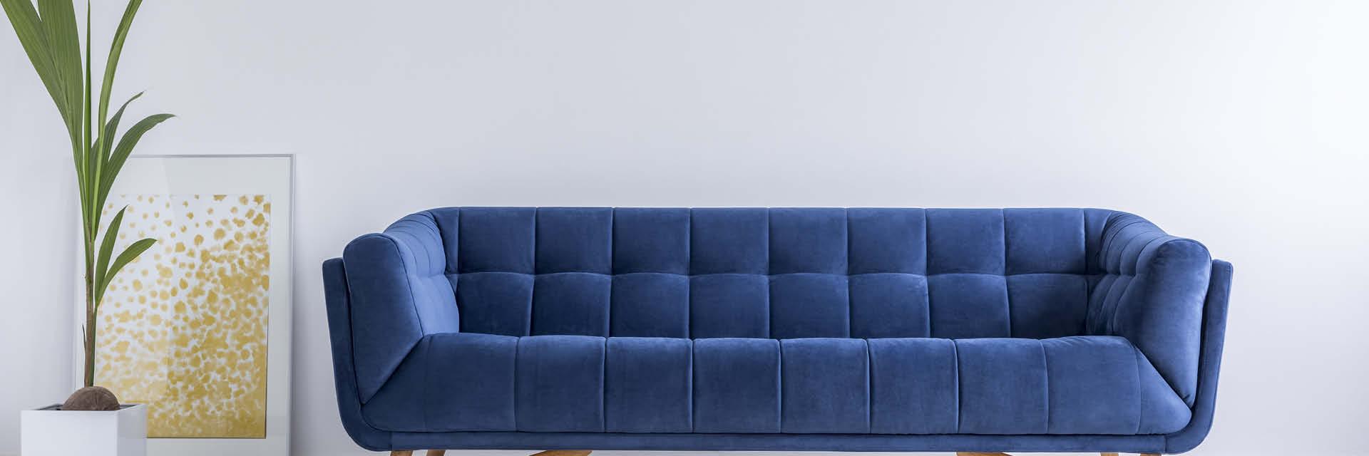 Zeit für ein neues Sofa!