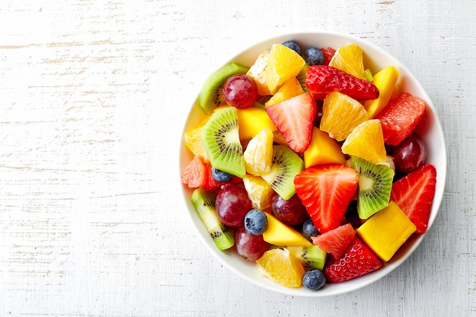 Obst gegen Müdigkeit