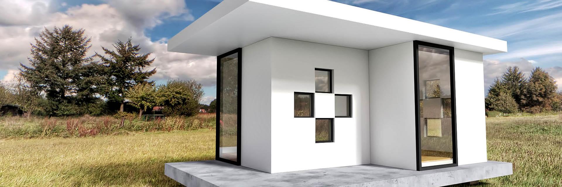Tiny House Kleines Haus Ganz Gross